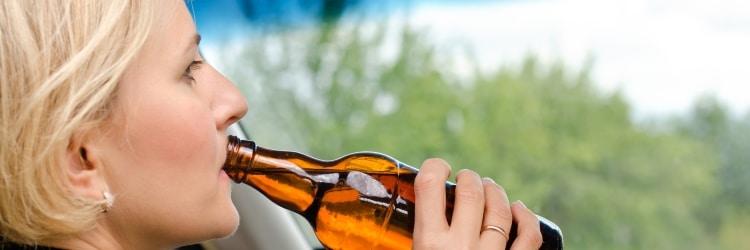 Welche Folgen hat Alkohol am Steuer?