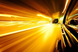In der Probezeit mit dem Auto unterwegs: Geblitzt wird am häufigsten wegen Tempoverstößen.