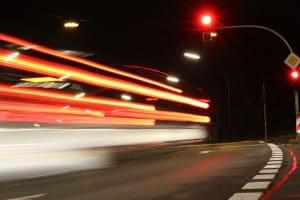 Haben Sie z. B. eine rote Ampel überfahren, liegt ein Verstoß gegen das Verkehrsrecht vor.