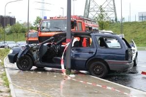 Restalkohol kann zu schweren Unfällen führen.