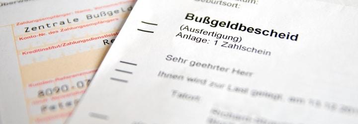 Der Tatbestandskatalog wird auch Bußgeldkatalog bzw. -tabelle genannt.