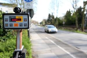 In Tempo-50-Zone mehr als 70 gefahren? Hier kann bereits ein Fahrverbot drohen.