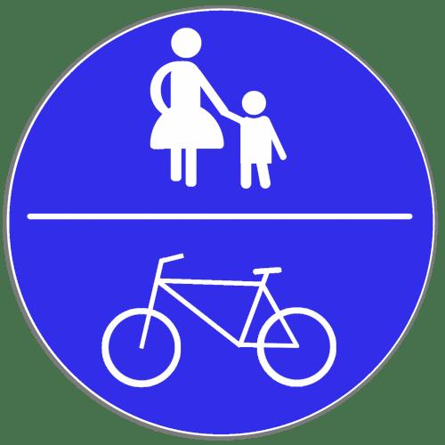 Verkehrszeichen 240