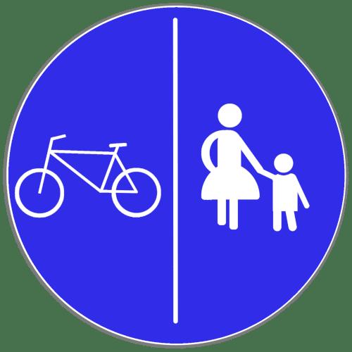 Verkehrszeichen 241