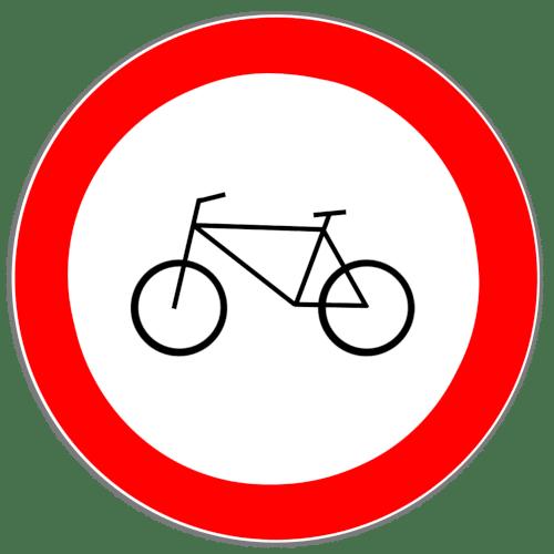 Verkehrszeichen 254