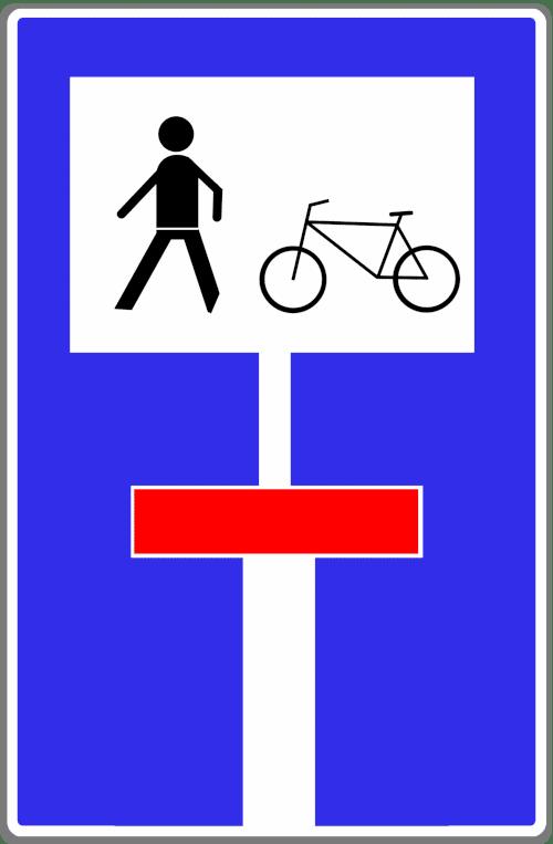 Verkehrszeichen 357-50