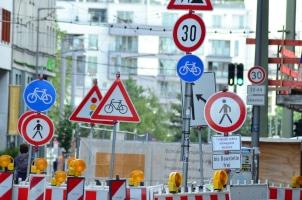 Was bedeuten die Verkehrszeichen fürs Fahrrad eigentlich?