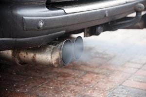Welche Umweltplakette ein Auto erhält, hängt von dessen Schadstoffklasse ab.